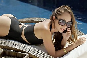 Interracial Vacation For Cheating Girlfriend Remy Lacroix